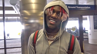 Lil Yachty's Advice On How To Smile With A Grill: 'Just Smile Regular'
