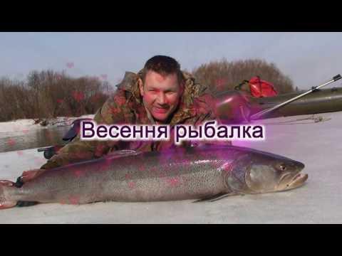 рыбалка в марте харьков