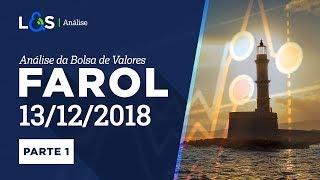 Farol 13/12/2018 - Parte 1 - Análise do fechamento do mercado | L&S Análise