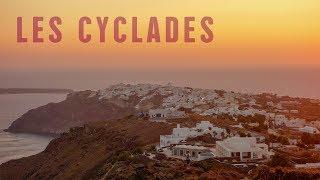 Les Cyclades - Santorini & Paros