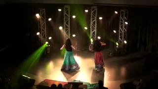 Bollywood Dance Performance (Nagada Sang Dhol Baaje, Ghagra, Ambarsariya, Radha)