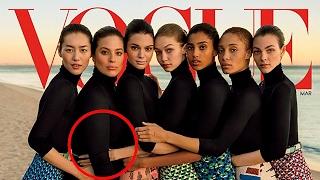 Did Vogue Photoshop Gigi Hadid