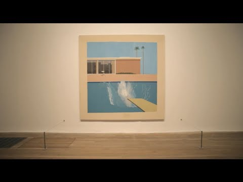 TateShots: A Bigger Splash – Painting After Performance