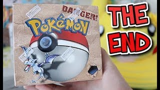 Pokemon Fossil Booster Box Opening Part 4