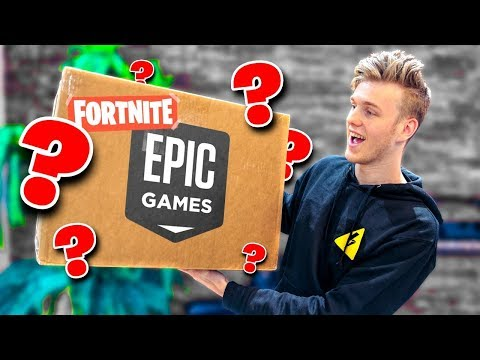 Xxx Mp4 Unboxing A Fortnite Package From Epic Games 3gp Sex