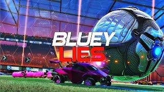 BLUEY - LIES (BEST GOALS, DRIBBLES, RLCS S4 ELITE)