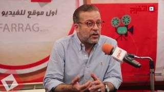 اتفرج | شريف منير يكشف سبب بكاءه مع كريم عبد العزيز في «الزيبق»
