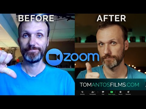 Enhance Your ZOOM Video Conferencing Quality