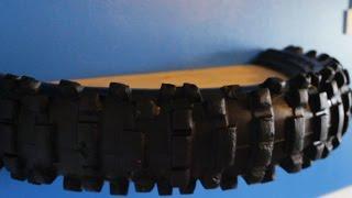 Motorcycle Tire Shelf