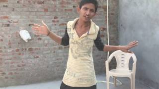 Whatsapp Most Funny Gujarati Dialogue Double Role By Indian Young Boy
