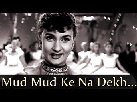 Xxx Mp4 Shree 420 Mud Mud Ke Na Dekh Manna Dey Asha Bhonsle 3gp Sex