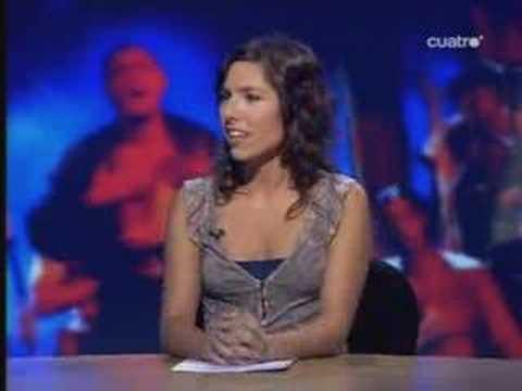 Aznar y el escote de Marta Nebot