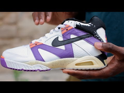 Nike Air Tech Challenge ¾- Live Look