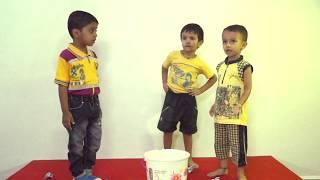BITS OF PAPER -NURSERY RHYME Group Dance