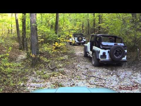 2014 Ouachita Jeep Jamboree