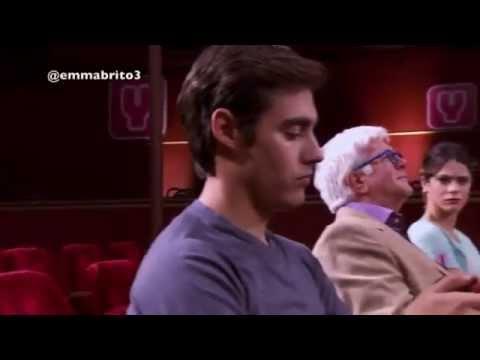 Violetta 2 Violetta se entera que León terminó con Lara 02x73