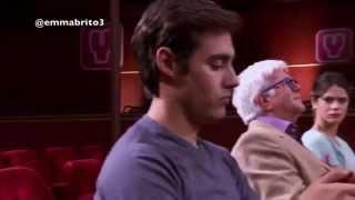 Violetta 2 - Violetta se entera que León terminó con Lara (02x73)