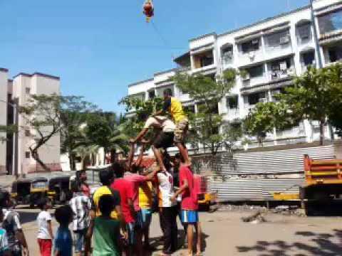 Dahi Handi 02 - 09/06/2015 Shree Siddhivinyak Bal Mitra Mandal