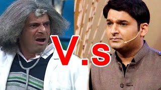 SHOCKING! Kapil Sharma Fight With Sunil Grover For D Movie Promotion