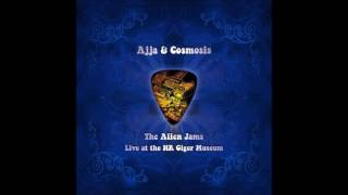 Ajja & Cosmosis - The Alien Jams: Live at the HR Giger Museum [Full Album]