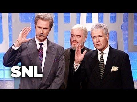 Celebrity Rock N Roll Jeopardy SNL