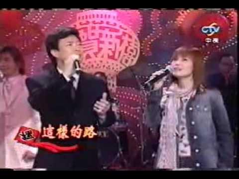 張菲 費玉清 江蕙 2003年春節特別節目3