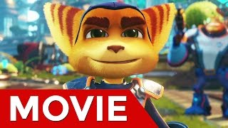 Ratchet and Clank PS4 (2016) All Cutscenes
