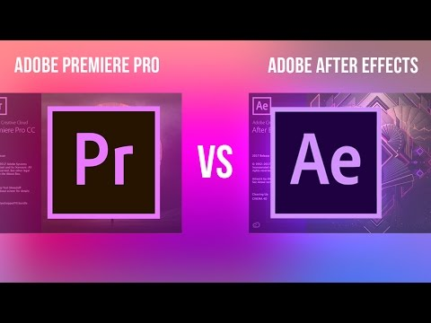 Xxx Mp4 Adobe Premiere Pro VS After Effects CC What S The Difference How To Work Dynamically Between Them 3gp Sex
