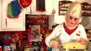 Holiday Cranberry Frozen Pie : Trailer Park Cooking Show