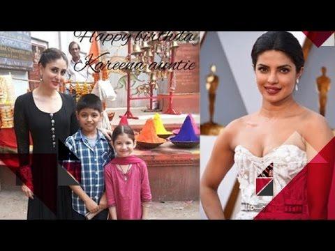 Harshaali Malhotra Wishes Kareena On Her Birthday | Priyanka Chopra To Shift Her Base To New York