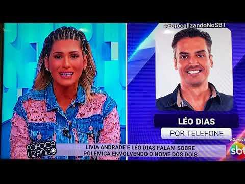 Xxx Mp4 Léo Dias E Lívia Andrade Lavam Roupa Suja Após Declaração De Antonia Fontenelle 3gp Sex