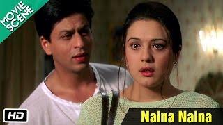 Naina, Naina - Movie Scene - Kal Ho Naa Ho - Shahrukh Khan, Saif Ali Khan & Preity Zinta