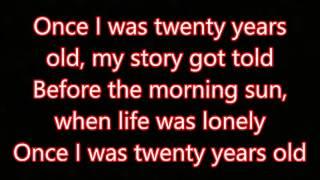 7 Years lyric video- Lucas Graham