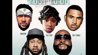 Omarion - Post To Be (Remix) [Clean]
