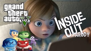 Riley Wants To Play GTA 5 (Inside Out Parody)