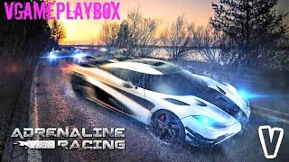 Adrenaline Racing: Hypercars (By ) iOS / Android Gameplay Video