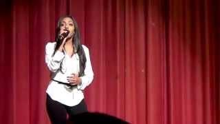 Jasmine B Herricks Idol 2015 Frank Sinatra Alicia Keys