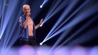 The X Factor UK 2018 Ivo Dimchev Six Chair Challenge Full Clip S15E09