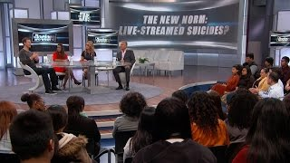 Is Live-Streaming Suicide the New Norm?