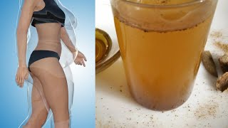 Just Boil 2 Ingredients & Drink Before Bed Time to Lose Weight In A Week