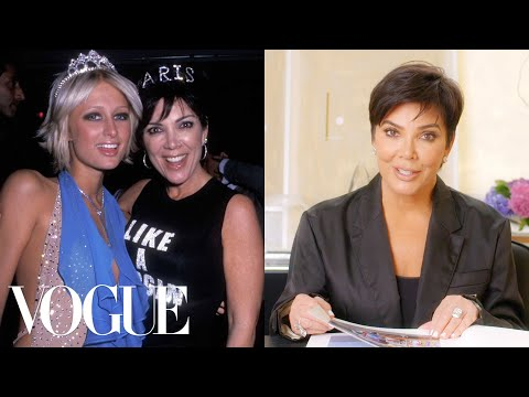 Kris Jenner Breaks Down 17 Looks From 1990 to Now Life in Looks Vogue