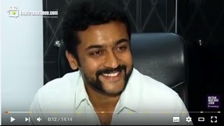Suriya Exclusive Interview - 24 Movie Tamil