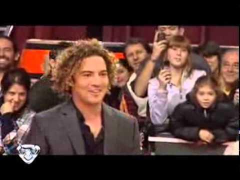 Showmatch 2010 ¿Cuál es el verdadero David Bisbal