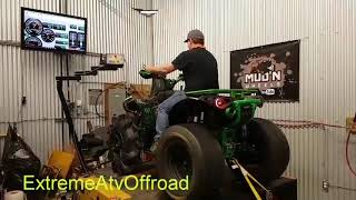 Making 9 rwhp with just a race ecu, on the 1140 renegade trail bike