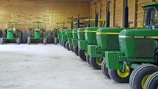 Machinery Pete: Low Hour John Deere Tractor Collection in NY