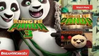Kung Fu Panda 3 Trailer #1  English