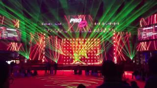 PRG Demo Show @ ProLight & Sound Frankfurt 2017