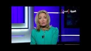 مسؤول سوداني يشتم مذيعه قناه العربيه ويقول المظاهرات في السودان فوتشوب لا اكثر
