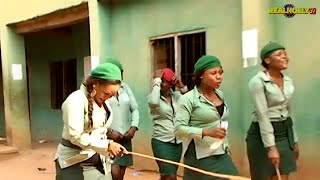 Mercy J Goes To School 1 - Nigerian Nollywood Movies