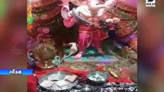 Rat Worshipped In Gondal, A Ganesh Chaturthi Ritual